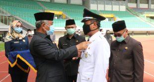 Pejabat Esselon Pemerintah Bekasi di Lantik Wali Kota