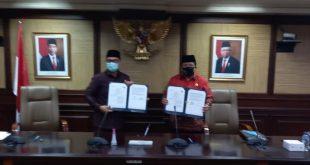 UIN Ar-Raniry Kerjasama Dengan BKKBN Tentang Penanganan Stunting di Provinsi Aceh