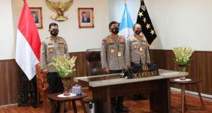 Tangani Kejahatan Transnasional, Kapolri Ajak Seluruh Aparat Penegak Hukum Terlibat