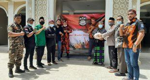 MRC di Dampingi PP, FBR dan Banser Mengadakan Jum'at Berkah