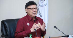 Menteri PANRB Tegaskan ASN Tidak Boleh Terlibat Dalam Organisasi Terlarang