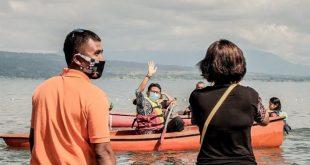Sandiaga Dorong Tingkatkan Potensi Wisata Danau Toba Lewat Event Olah Raga