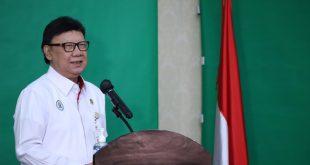 Beragamnya Modus TPPU dan TPPT, Menteri Tjahjo Dorong PPATK OptimalkanReformasi Birokrasi