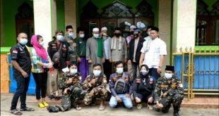 MRC Goes to Masjid Adakan Juma't Berkah di Masjid Jami' Baiturahman Kampung Duren