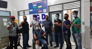 BD Sabu di Medan Deli Ditembak, 1,34 Kg Sabu Diamankan