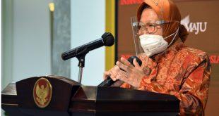 Risma Tegaskan Salurkan Bansos Januari 2021 Serentak Seluruh Indonesia