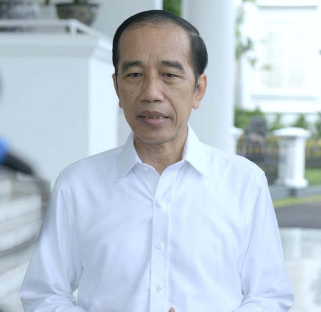 Dukacita yang Mendalam, Presiden Terus Memantau Perkembangan Pencarian Korban Pesawat Sriwijaya SJ 182