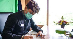 Bangkitan Perekonomian, Menparekraf Ajak Pengusaha dan Profesional Bekerja dari Bali